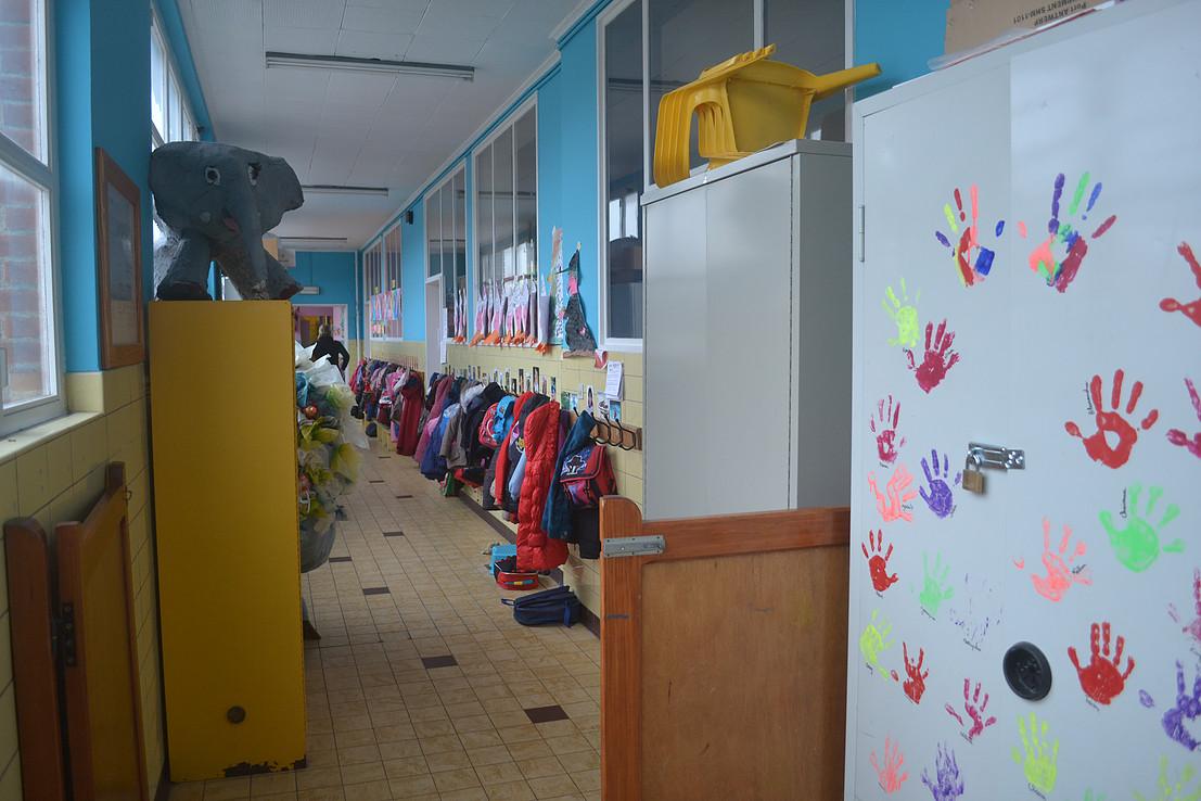 Couloir de l'école 17