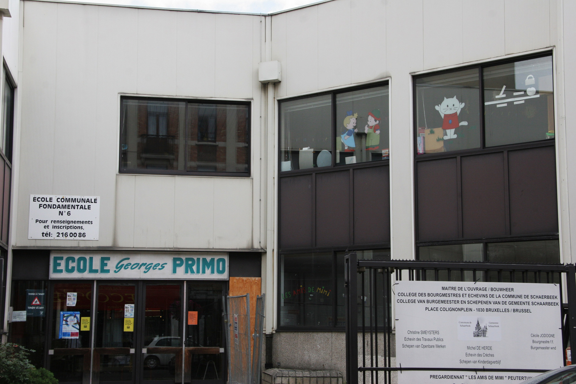 Ecole 6 maternelle - Georges Primo