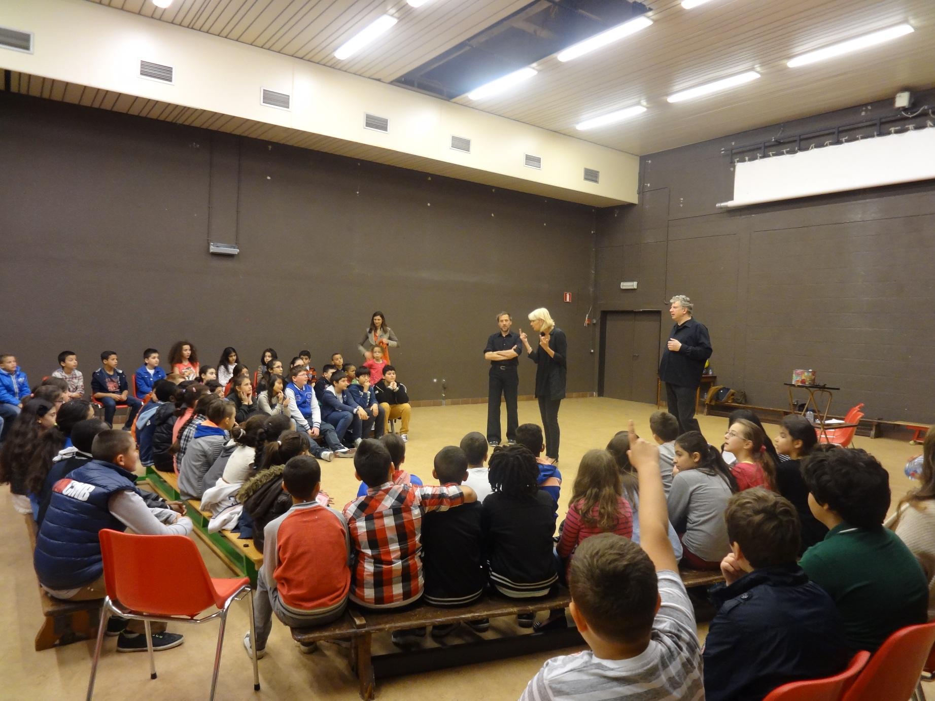 Ecole 6 primaire – Georges Primo