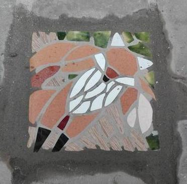 Pavé mosaïque