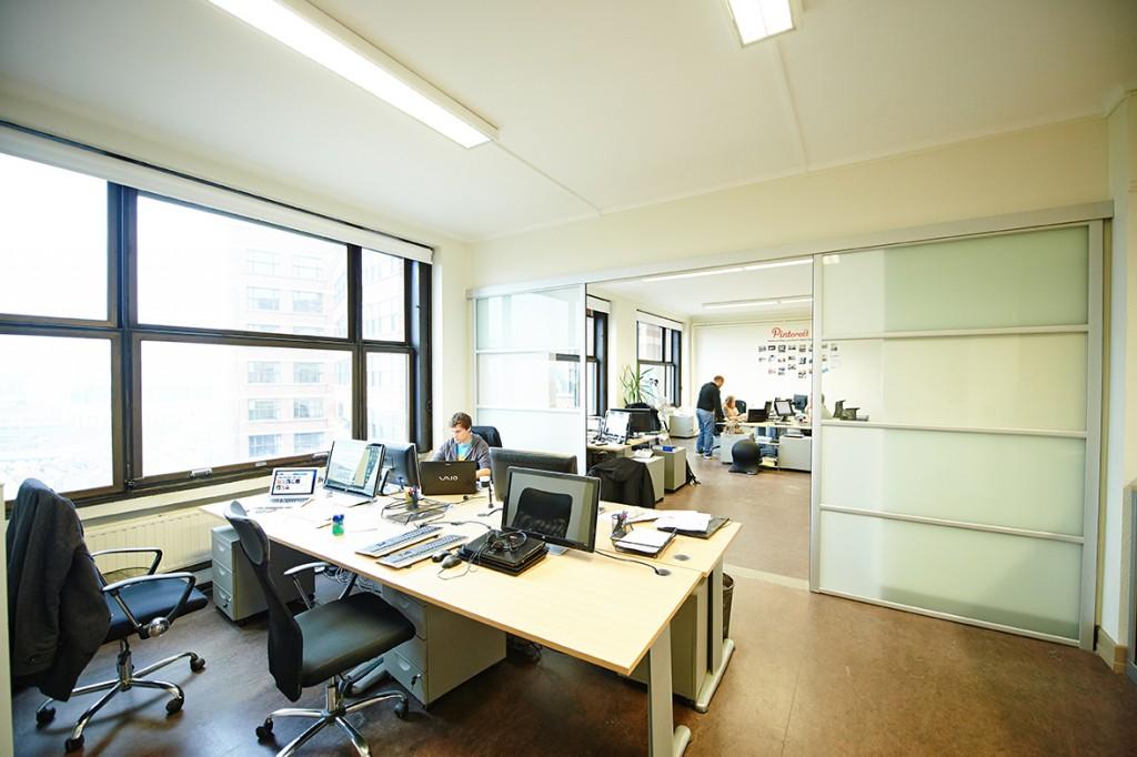 Bureau du M-Village