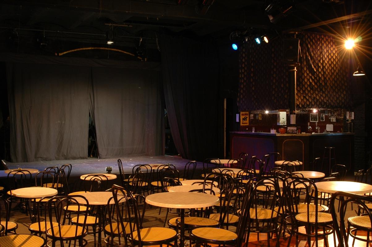 Salle du Magic Land Théâtre