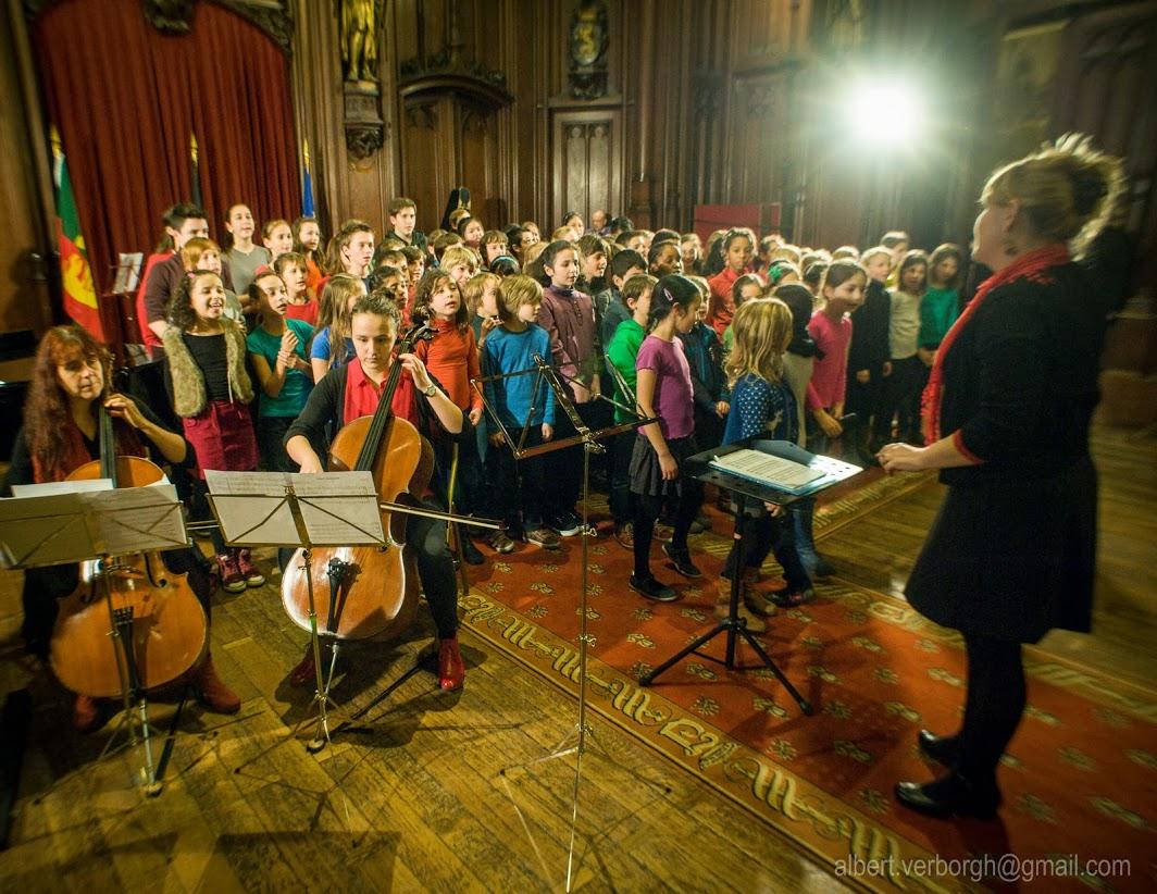 Activitée à Sint-Lukasacademie