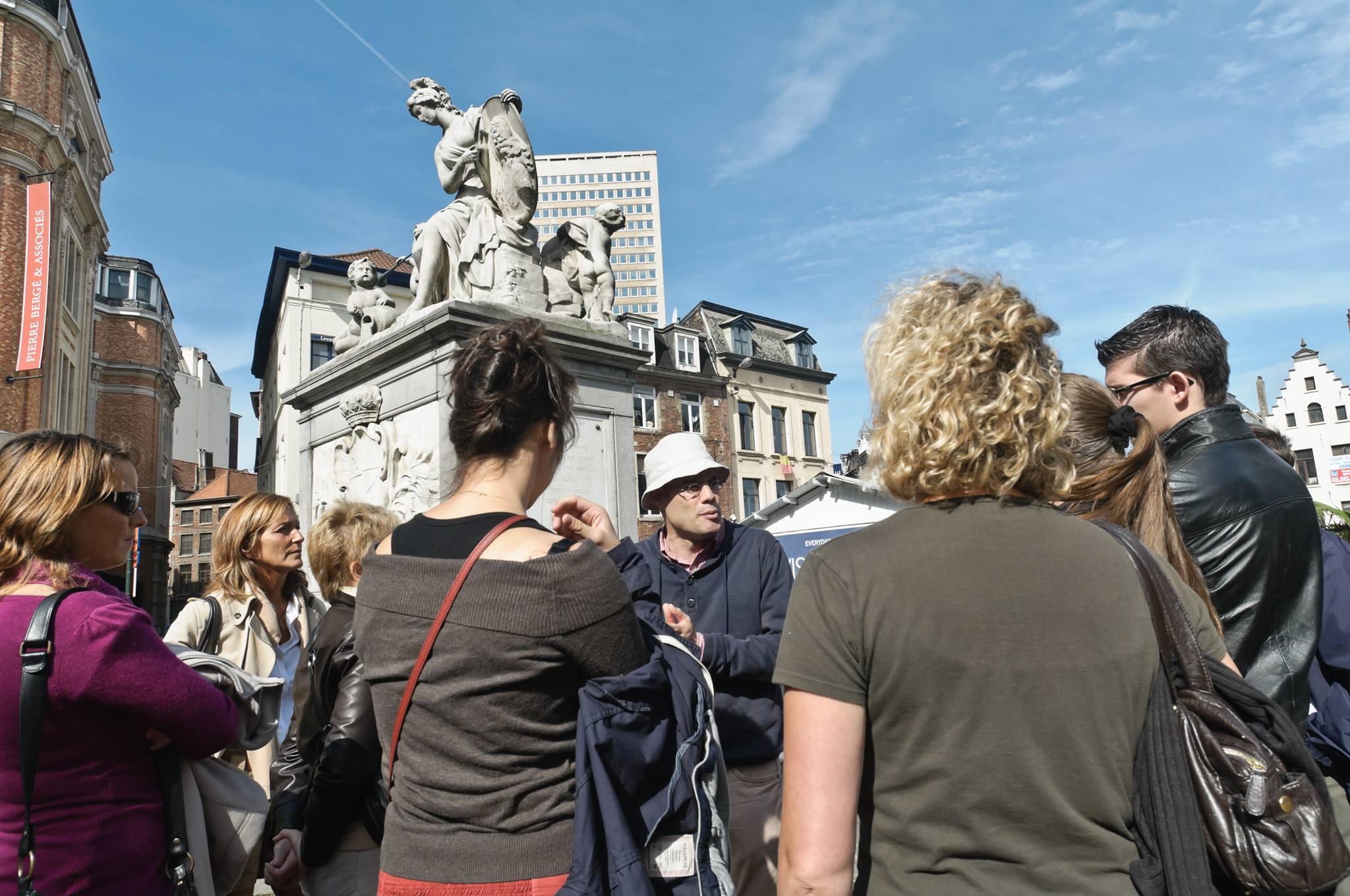 Explore.Brussels