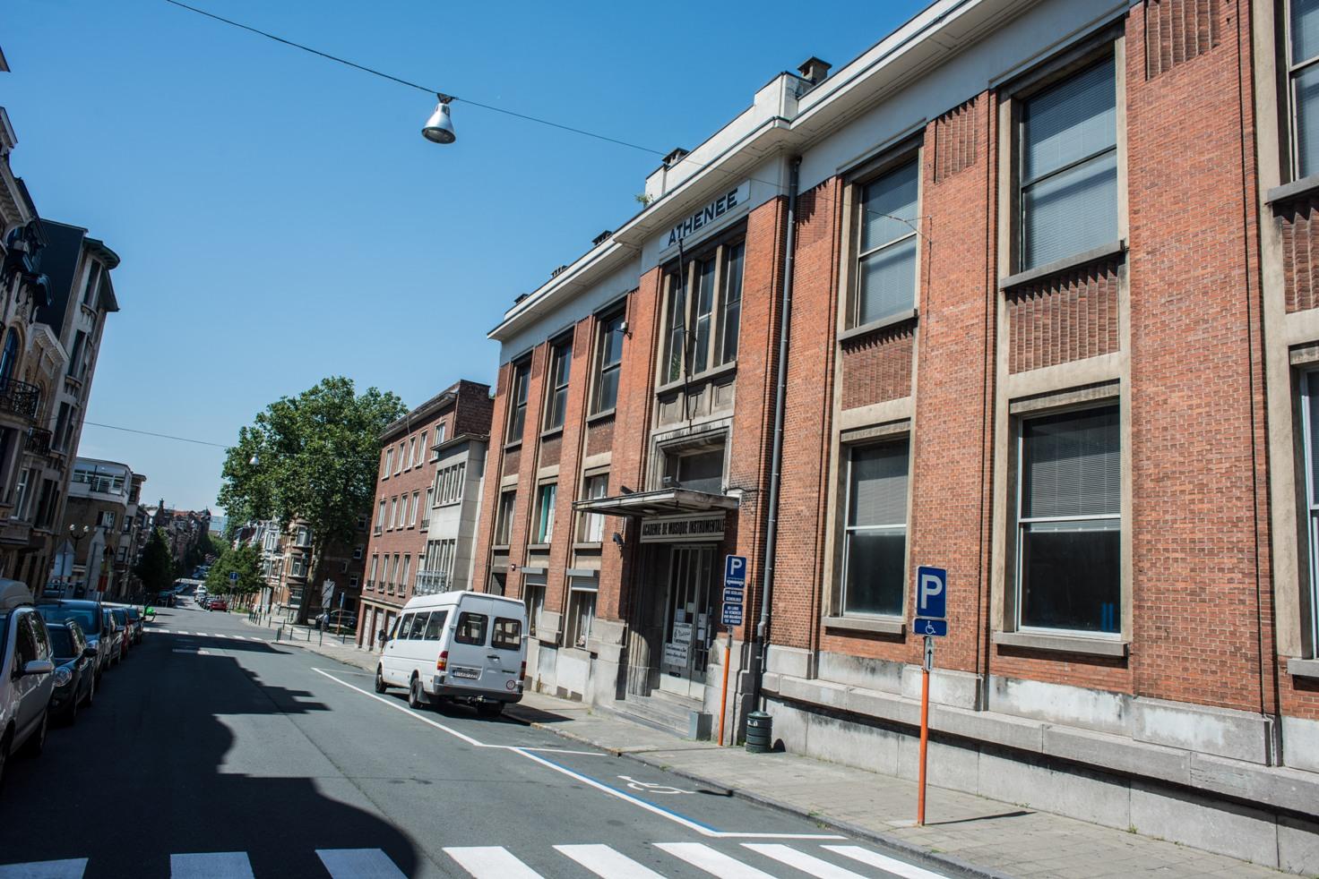 Académie de musique instrumentale de Schaerbeek