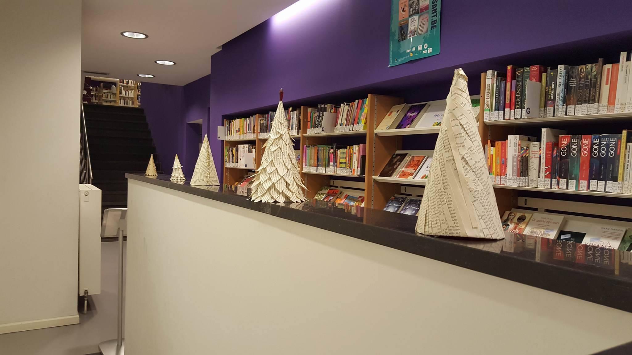 Bibliothèque Sésame