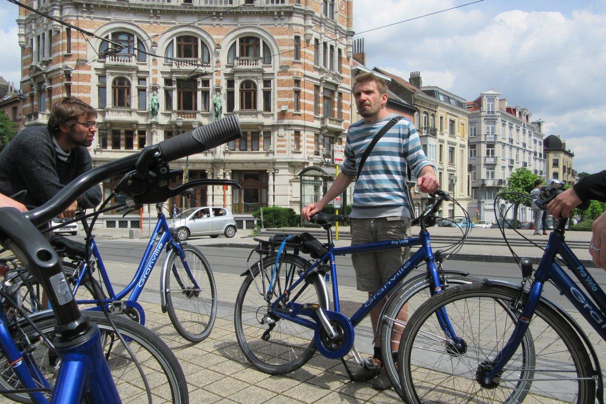 pro vélo - Schaerbeek