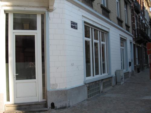 façade Reci-Bruxelles asbl