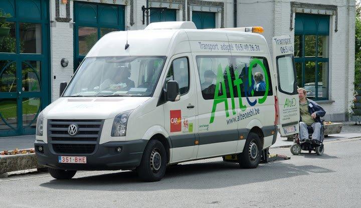 Camionnette Alteo