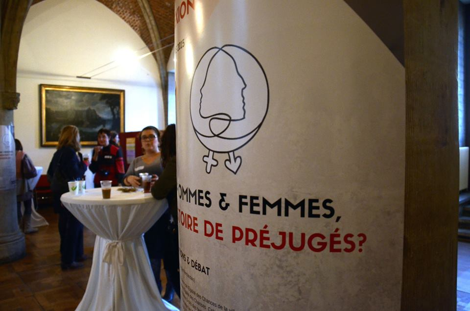 Colloque : Hommes & Femmes, histoire de préjugés ?