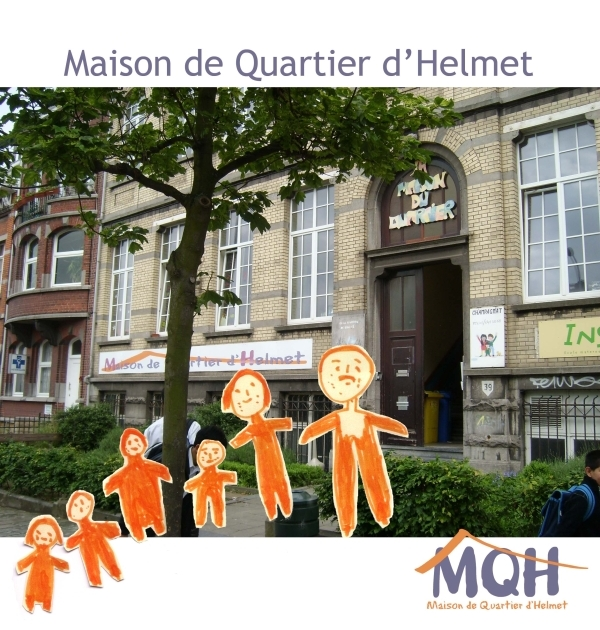 maison de quartier Helmet