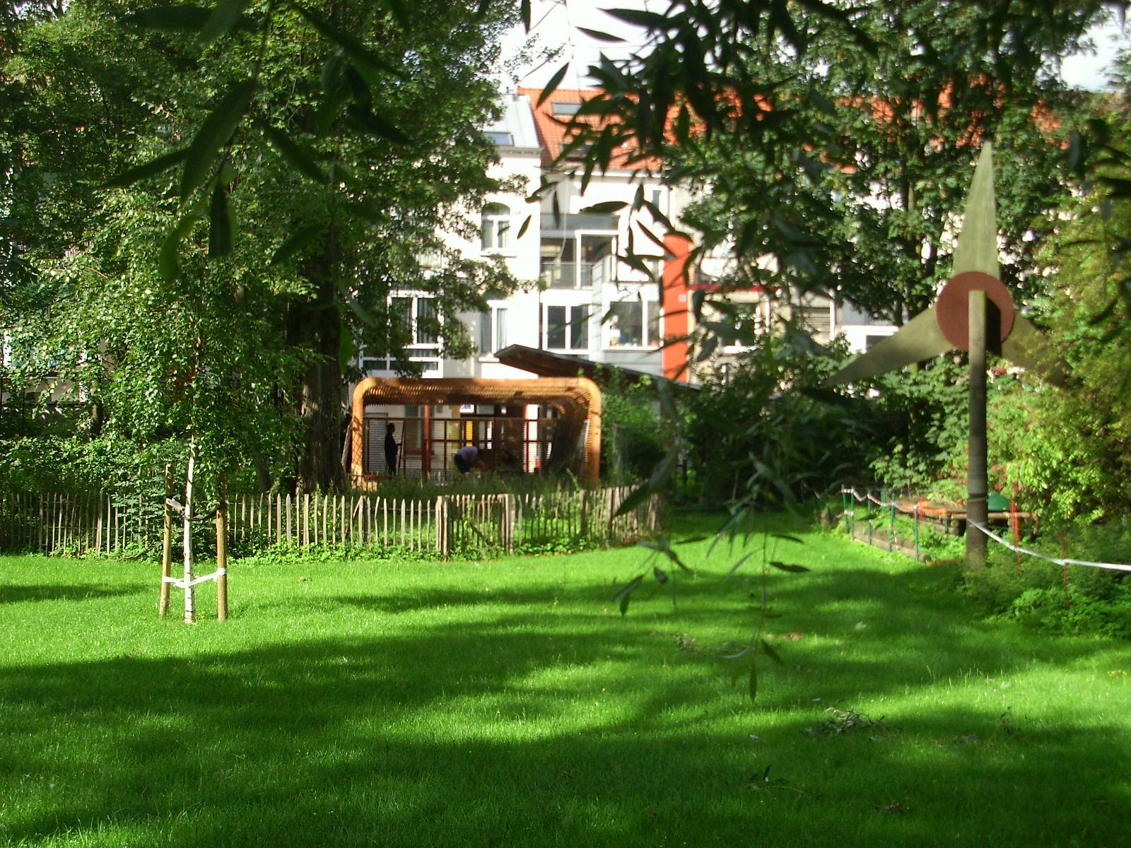 Espace Kessels - jardin