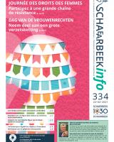 Schaerbeek Info n°334