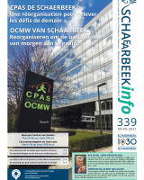 Schaerbeek Info n°339