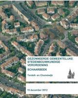 Cover gezoneerde Gemeentelijke Stedenbouwkundige Verordening Terdelt- en Choméwijk