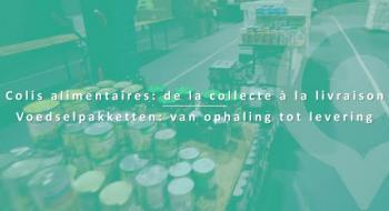 Voedselpakketten: van ophaling tot levering