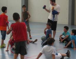 Atelier sportif