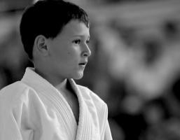 Un judoka