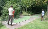 Mini golf Josaphat