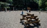 Aire de jeux au parc de la Jeunesse