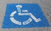 Place de Parking pour Handicapé