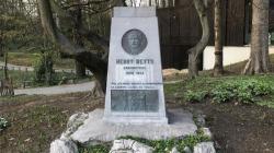 Gedenkteken Henri Weyts