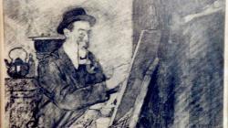N°57 - Bartlett - L'aquarelliste Henri Stacquet