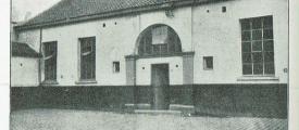 Cour de l'ancienne école n°1
