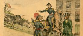 Métamorphoses du jour - Schaerbeek le 25 septembre 1830