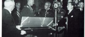 Réception Eisenhower