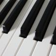 Des touches de piano