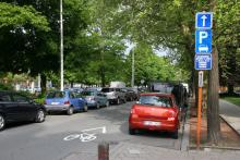 stationnement à Schaerbeek